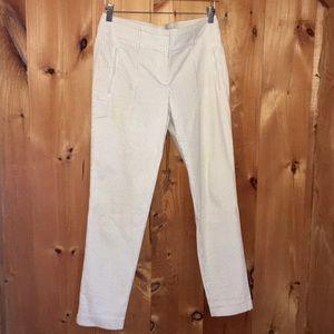 Zara Seersucker Trousers